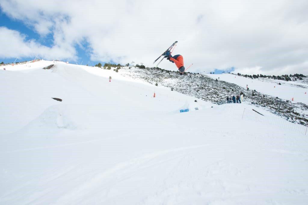 Clases snowboard Molina Masella esquí