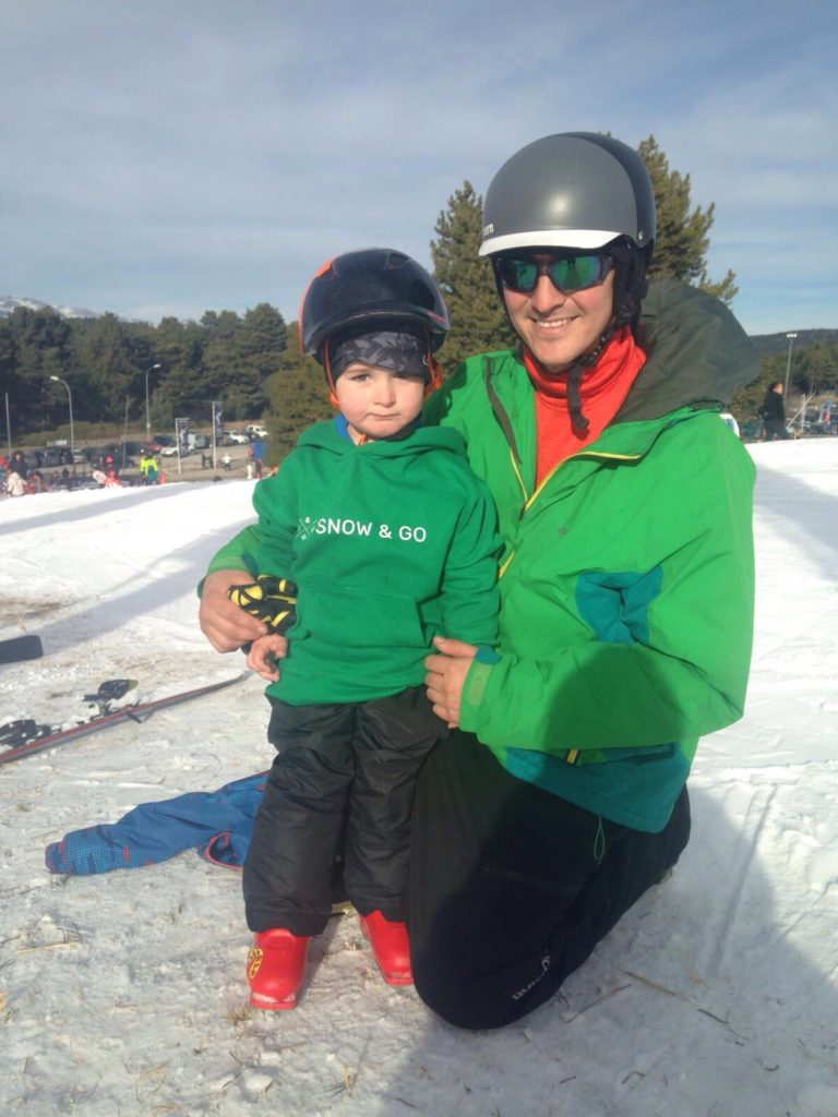 snowboard esquí Molina Masella classes particulares