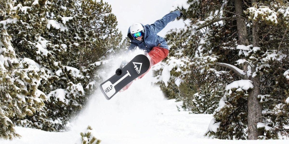 Nuestra experiencia con la marca Help Snowboards