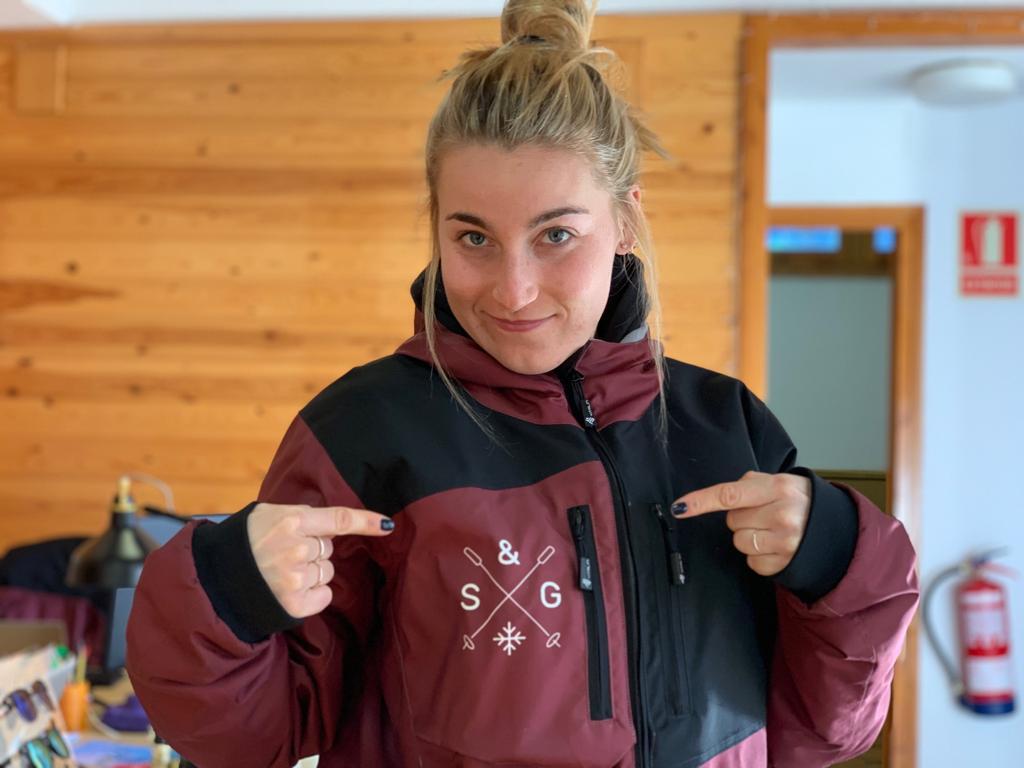 Alícia Bosch, rider de la marca BeXtreme
